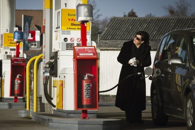 Diesel maar cent goedkoper meer dan benzine