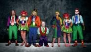 """Luk Wyns belooft dat het er pittig aan toe zal gaan in derde seizoen van 'Crimi Clowns': """"Er zit meer seks in"""""""