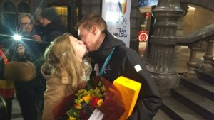 """Zilveren Swings als held onthaald in België: """"Dit is onbeschrijfelijk"""""""