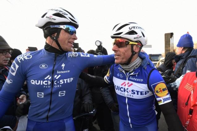 """IJzige GP Le Samyn laat zijn sporen na: Terpstra deelt steekje uit, Gilbert """"blij dat het gedaan is"""", """"brain freeze"""" Van Keirsbulck"""
