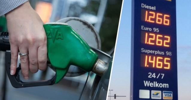De ommekeer is ingezet: diesel aan de pomp duurder dan benzine