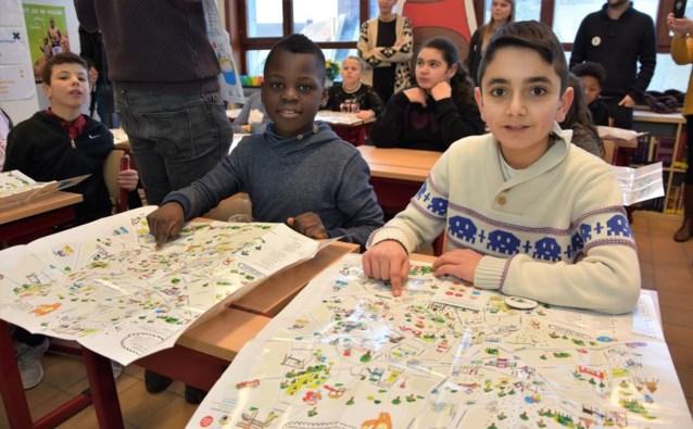 Met deze kaart ontdekken 9.000 kinderen leuke plekjes om te spelen