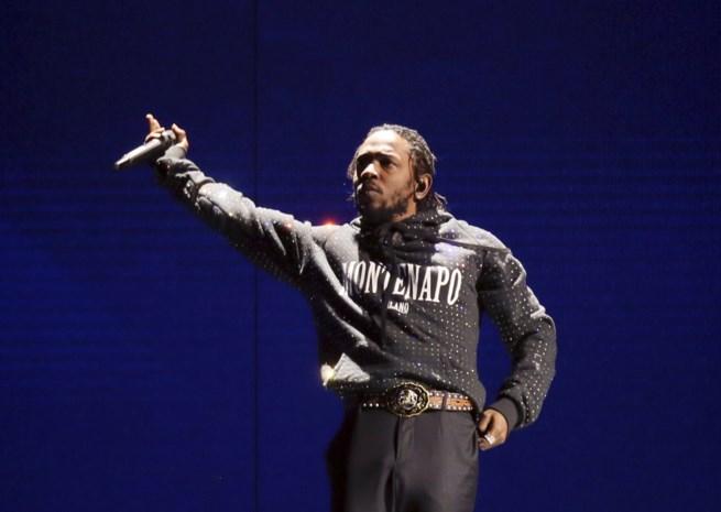 DAMN. Dat was goed: Koning Kendrick dingt in Sportpaleis naar een zitje in de galerij der groten