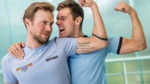 """""""Een tattoo als we wereldkampioen worden? Ja, maar ik zet jouw naam niet op mijn kont"""""""