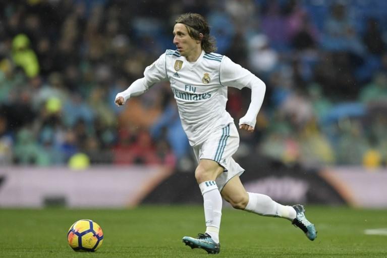 Real-sterspeler Luka Modric riskeert zes maanden tot vijf jaar cel