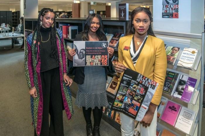 Studenten organiseren Black History Month