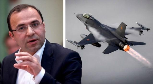 "CD&V-Kamerlid Veli Yüksel sluit ""tweedehands"" F-16's niet uit"