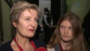 """Actrice Veerle Eyckermans opgelucht na uitspraak: """"De enige houvast: dat hij niet meer kan terugkomen"""""""