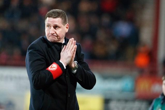 KV Kortrijk raakt het niet eens met succestrainer De Boeck: verrassende naam genoemd als alternatief