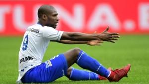 200 dagen zonder goal: Mamadou Sylla scoorde nog maar één keer voor AA Gent