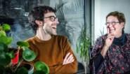 """Stammoeder Mieke Vogels (63) herkent zich in groen blaadje Kristof Calvo (31): """"Zijn ergernissen komen er ongeborsteld uit en dat is zijn kracht"""""""