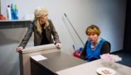 Nathalie Meskens gaat voor carrière als wc-madam