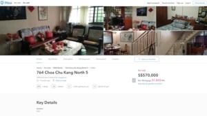 Man neemt foto's van zijn huis voor immosite, maar maakt een wel heel gênant foutje