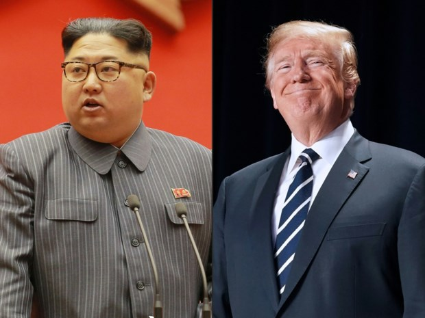 Gisteren wilden ze elkaar nog van de kaart vegen, nu reiken Trump en Kim Jong-un elkaar de hand. Vanwaar die plotse toenadering?