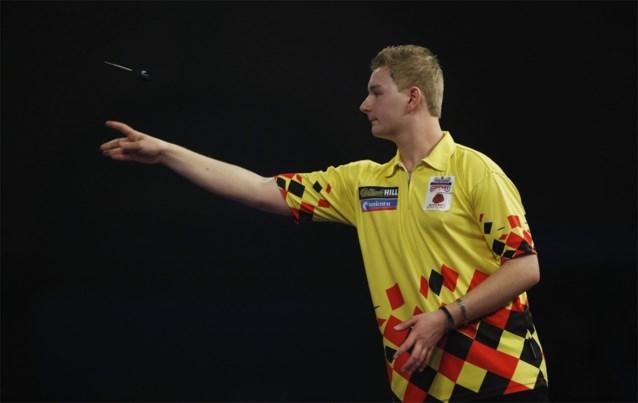 Van den Bergh is wederom de beste Belg op Players Championship darts