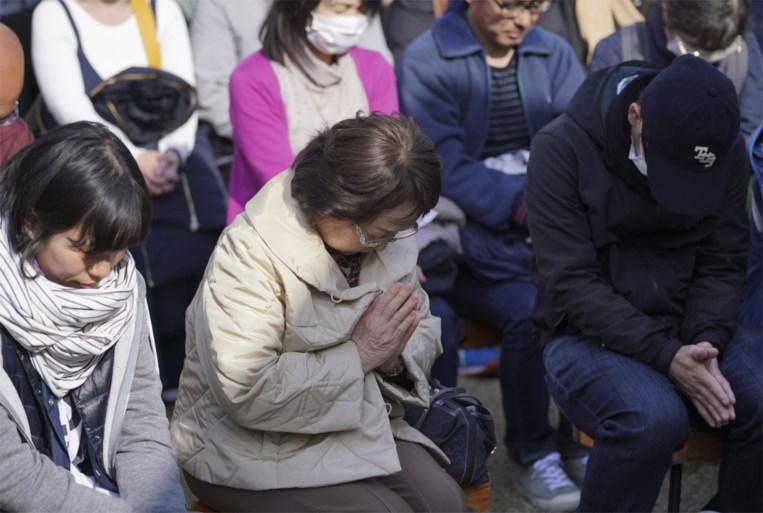 Zeven jaar geleden beefde de aarde: Japan herdenkt tsunami en nucleaire ramp van Fukushima