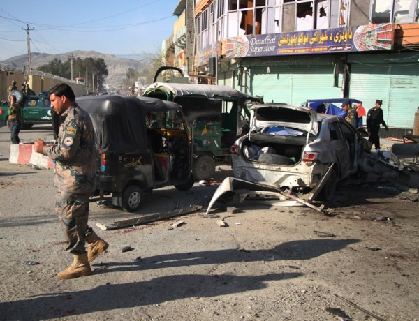 Zeven burgers omgekomen bij raketbeschieting in Afghanistan