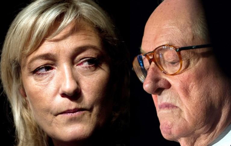 """Vader Le Pen vindt naamswijziging partij die dochter doorvoert rampzalig: """"Politieke moord"""""""