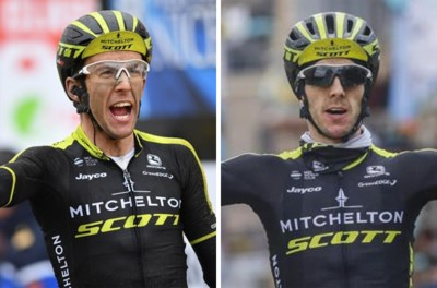 Tweeling verovert wielerwereld: welke Yates wint het eerst de Tour?