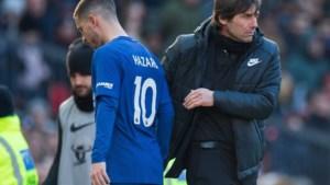 Chelsea-coach deelt weer prik uit aan Eden Hazard, moet hij op Camp Nou opnieuw als diepste man spelen?
