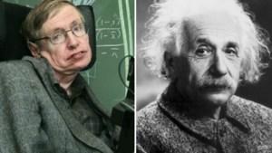 """""""Hawking was de Albert Einstein van onze generatie"""""""