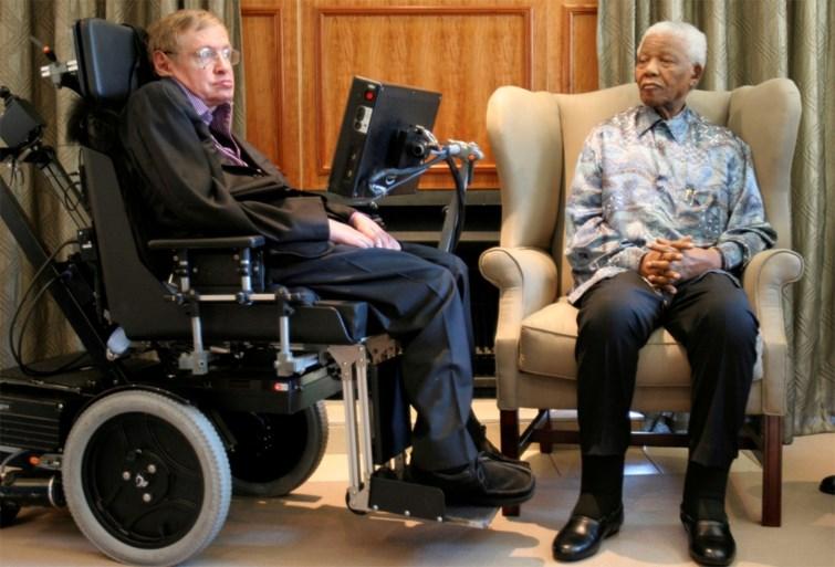 Fysicus Stephen Hawking overleden op 76-jarige leeftijd