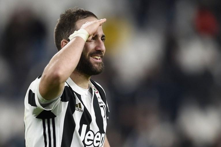 Juventus klopt Atalanta en verstevigt leidersplaats, Castagne blijft op de bank
