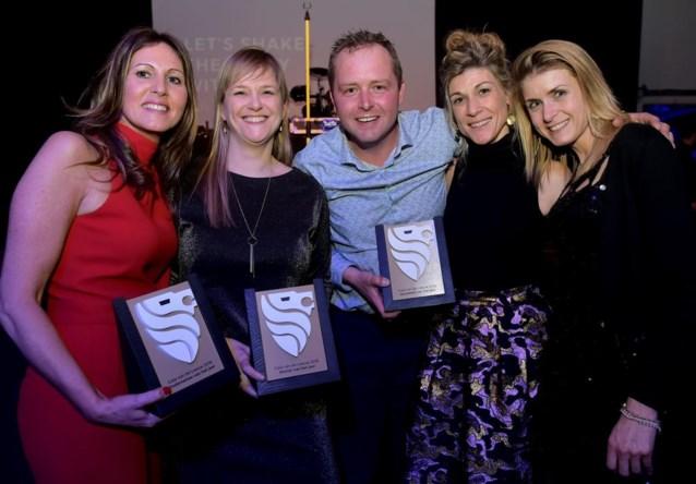 Awards uitgereikt tijdens Gala Van De Leeuw van Unizo