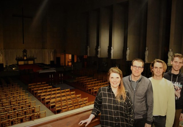 Kerk wordt imposant decor voor controversiële musical