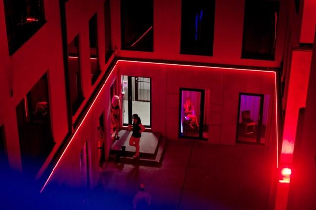 Megabordeel op komst in Oostende naar voorbeeld van 'Villa Tinto'