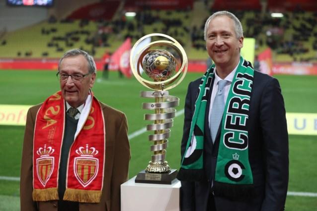 Cercle Brugge voor even koning in het prinsdom van Youri Tie ...