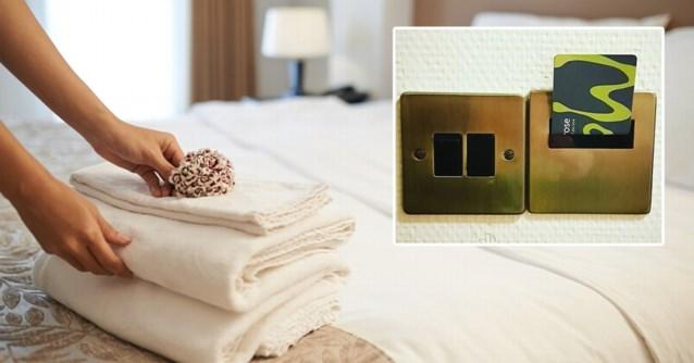 Eenvoudig maar geniaal trucje van hotelgast gaat viraal