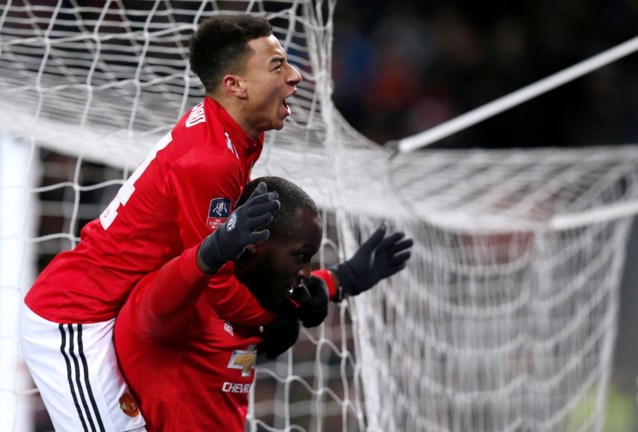 """Lukaku hoopvol voor volgend seizoen: """"Manchester United gaat veel goede spelers halen"""""""