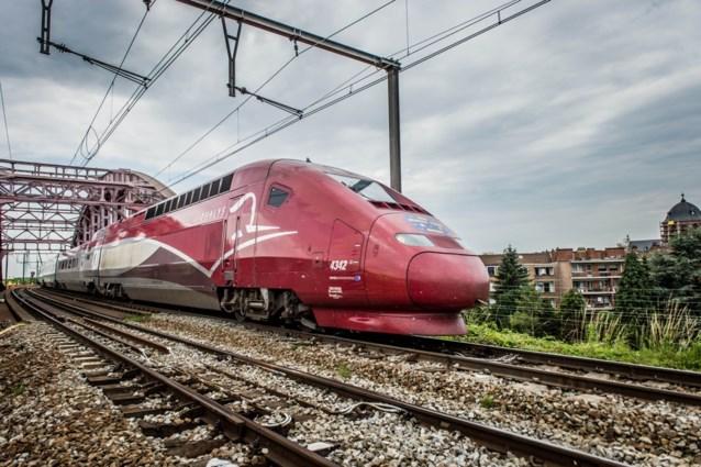 Thalys schrapt vanaf volgend jaar treinverbinding Amsterdam-Rijsel