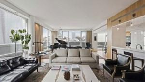 Binnenkijken in New Yorkse penthouse van Justin Timberlake dat te koop staat