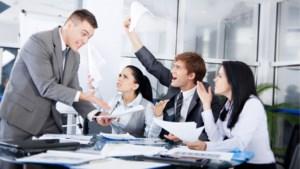 Eén op vier werknemers heeft vijanden op de werkvloer