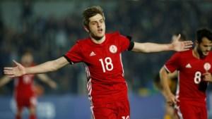 Goed voor de marktwaarde: Gentse spits scoort meteen bij debuut in nationaal elftal