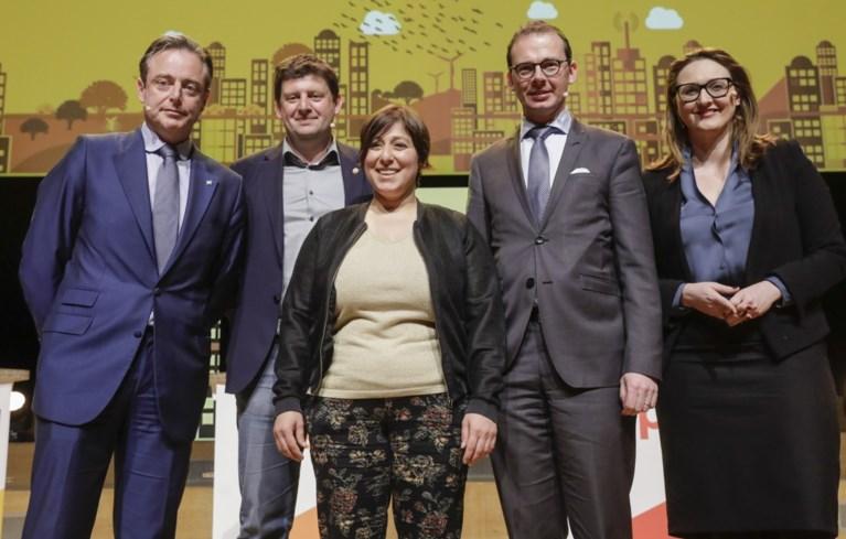 """De Wever tijdens debat: """"Rekeningrijden wordt onvermijdelijk, ook al is dat bij de bevolking niet populair"""""""