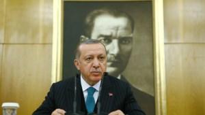 """Erdogan niet van plan tegen Moskou op te treden """"op basis van aantijging"""""""