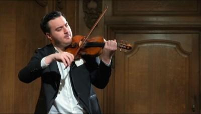 Hoe de kansen voor Brusselse vioolvirtuoos om Koningin Elisabethwedstrijd te winnen slinken door zijn buurvrouw