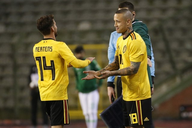 """Martinez over duidelijke wenk fans om Nainggolan mee te nemen naar WK: """"Naar hen luisteren zou dom zijn"""""""