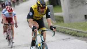 Maarten Wynants in dienst van Nederlandse kopman in Ronde van Vlaanderen