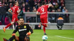 Wat een demonstratie: Bayern München vernedert aartsrivaal Dortmund en kan volgende week kampioen worden
