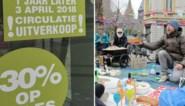 Hoera- én boegeroep op eerste verjaardag van circulatieplan in Gent