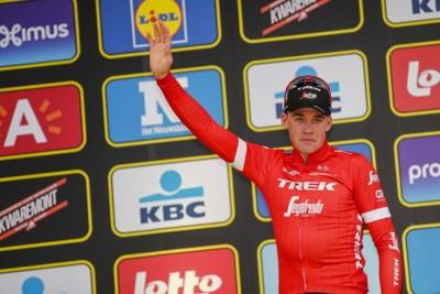 PORTRET. Wie is de 22-jarige Mads Pedersen, de jongste renner in 40 jaar op podium van de Ronde?