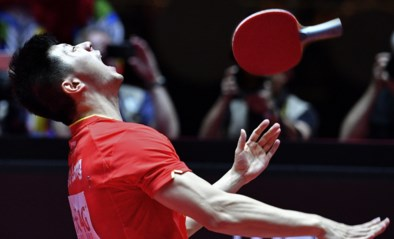 Jonge Chinees onttroont Timo Boll, oudste nummer 1 ooit in tafeltennis