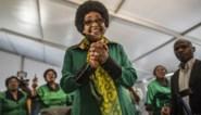 Zuid-Afrika houdt staatsbegrafenis voor Winnie Mandela