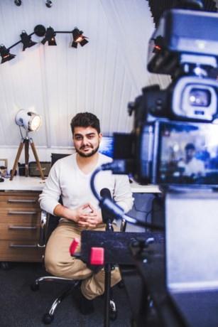 """Jonge ondernemer Ignace Aleya: """"We wisten niet wat we deden en vonden dat niet erg"""""""