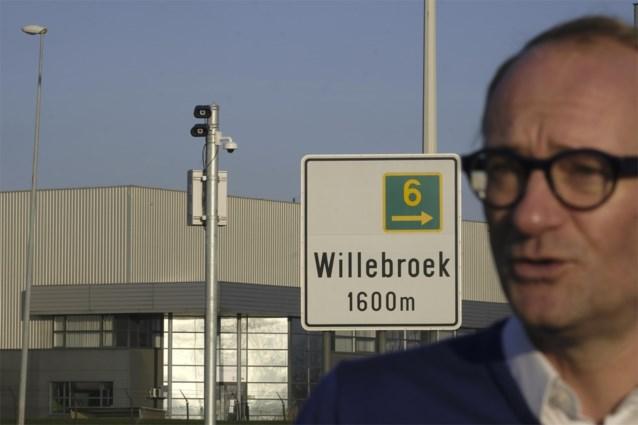 Mobiele trajectcontrole langs A12 tussen Londerzeel en Willebroek weggehaald