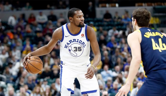 Basketbalkampioen Golden State best vertegenwoordigd in Amerikaanse voorselectie Olympische Spelen 2020